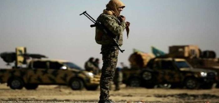 تنظيم الدولة يقتل ويأسر العشرات من جنود الأسد ويسيطر على أهم المنشآت النفطية بدير الزور