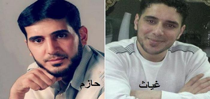 """في ذكرى الثورة..نظام الأسد يفجع أسرة """"غياث مطر"""" بخبر استشهاد أخيه تحت التعذيب"""