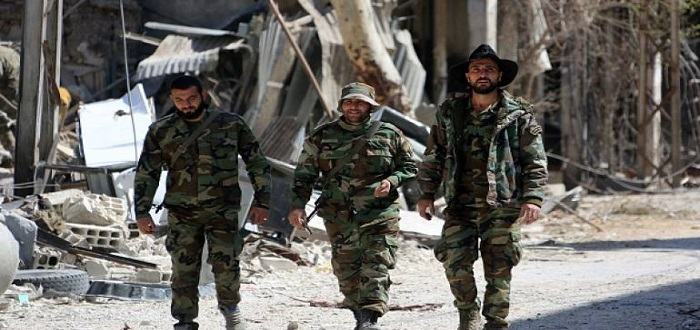 """مقتل عراب """"المصالحة"""" في الغوطة وهجوم معاكس للثوار يخلّف 65 قتيلا لنظام الأسد"""