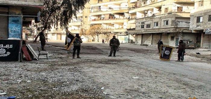 نظام الأسد يعلن عن اتفاق مع تنظيم الدولة جنوبي دمشق