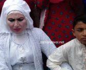 بالفيديو: طفل يتزوج من ابنة عمه التي تكبره بـ17 عاما!!!