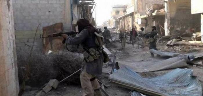 تنظيم الدولة يكبد نظام الأسد خسائر فادحة ويستعيد مناطق جنوب دمشق بهجوم معاكس