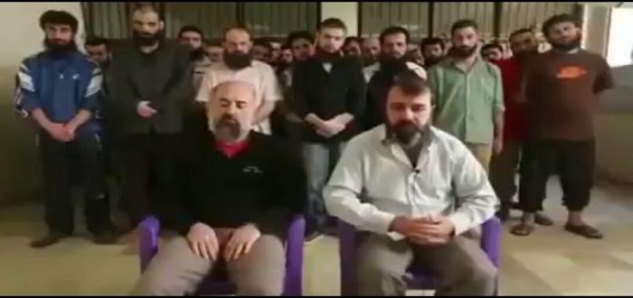 ضباط و عناصر لنظام الأسد أسرى يناشدون الروس والإيرانيين بالتدخل لإطلاق سراحهم