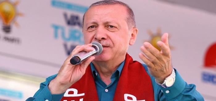 أردوغان: هدفنا بعد الانتخابات العمل على إعادة جميع اللاجئين السوريين إلى ديارهم