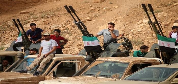المعارضة السورية في الجنوب تتلقى رسالة أمريكية بشأن تهديدات نظام الأسد