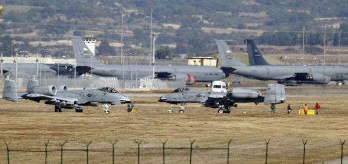 تركيا تحدد موقفها من استخدام أمريكا قاعدة إنجرليك لشن هجمات جوية على إيران
