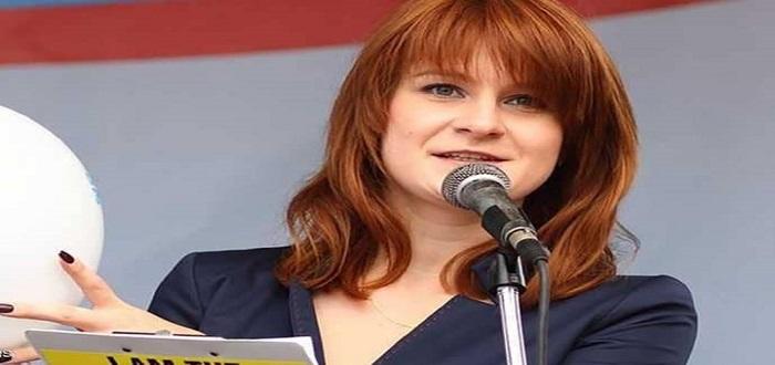 الجاسوسة الروسية مارست الجنس مع مسؤول أمريكي لتحصل على وظيفة..!!