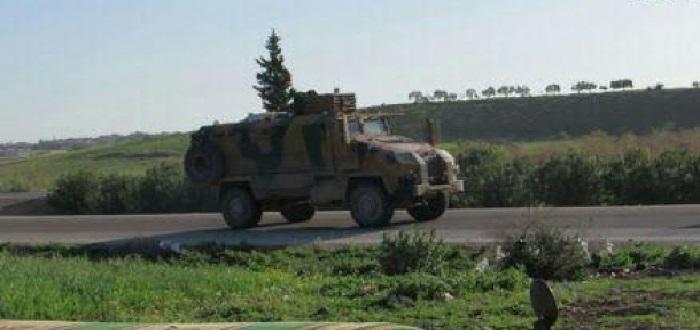 تركيا ترسل تعزيزات عسكرية جديدة إلى ريف إدلب