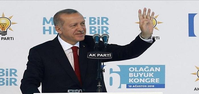 """أردوغان يعلن مشروعا من أكبر المشاريع في بلاده ويعتبره """"رسالة"""""""