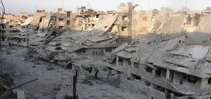 أمريكا تضع شروطا للمشاركة في أي تمويل دولي لإعادة إعمار سوريا