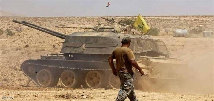 سقوط 16 قتيلا وعشرات الجرحى لميليشيا حزب الله والنظام باشتباكات مع تنظيم الدولة
