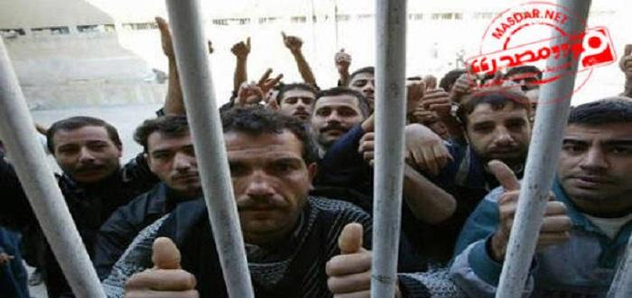 نظام الأسد يطلق سراح دفعة معتقلين من سجن عدرا بريف دمشق (أسماء)