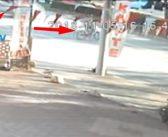مقطع مصور مرعب يظهر لحظة صدم سيارة مسرعة لطفلة سورية أدى لوفاتها في تركيا!!!