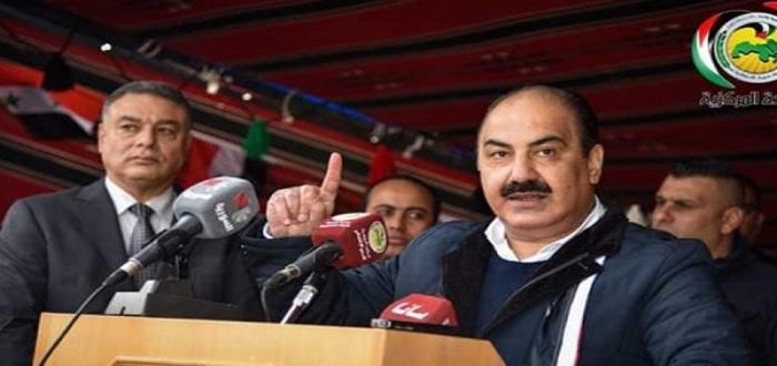 أمين حزب البعث السوري يهدد باستعادة الجولان وتحرير فلسطين..!!