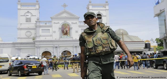 ارتفاع حصيلة ضحايا تفجيرات سريلانكا إلى 150 قتيل وأكثر من 400 جريح