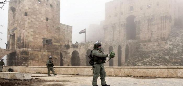 تجدد الاشتباكات بين ميلشيات تابعة لإيران وأخرى لروسيا في حلب