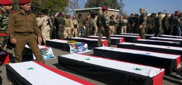 مقتل أكثر من 50 عنصرا لقوات الأسد بينهم 10 ضباط بأقل من أسبوع (صور)