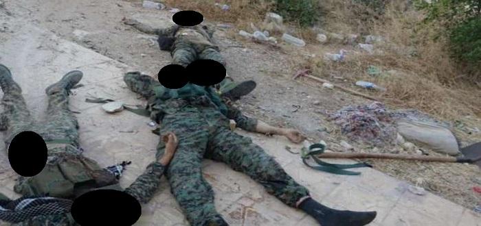 توثيق مقتل 245 عنصراً من قوات الأسد بينهم 57 ضابطاً خلال أكثر من أسبوعين