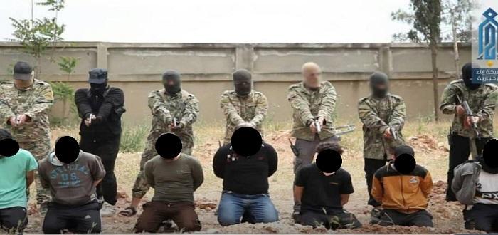 هيئة تحرير الشام تعدم 7 أشخاص رمياً بالرصاص بتهمة العمالة للمحتل الروسي