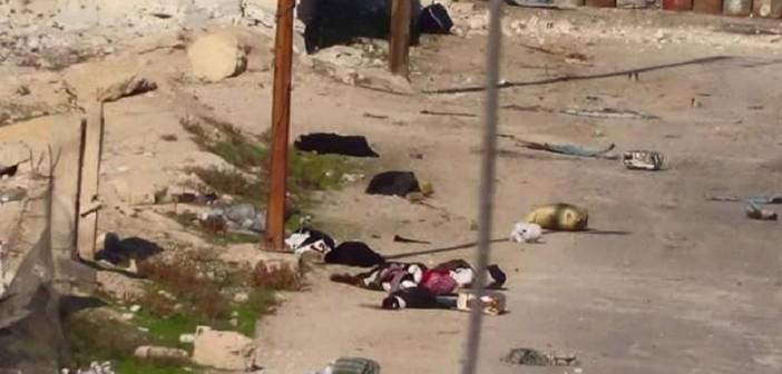"""هناية النمر: قُتلت برصاص ابنها """"الشبيح"""" في غوطة دمشق"""
