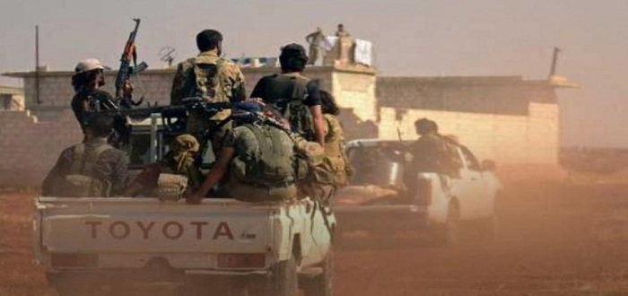 قتلى لميليشيا قسد في هجوم للجيش الوطني على مواقع لها شمالي حلب
