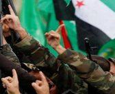 تشكيل عسكري موحد بعد اندماج فصائل حلب وإدلب بعدد 110 ألف مقاتل لتحرير البلاد