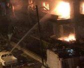 تفاصيل مقتل وجرح أشخاص باستهداف بناء سكني بالصواريخ في حي المزة (صور)