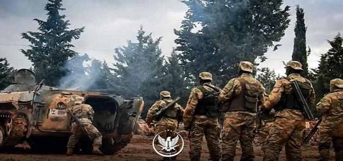 الفصائل المقاتلة تكشف حصيلة خسائر قوات الأسد بيوم واحد (غنائم وقتلى بالعشرات)