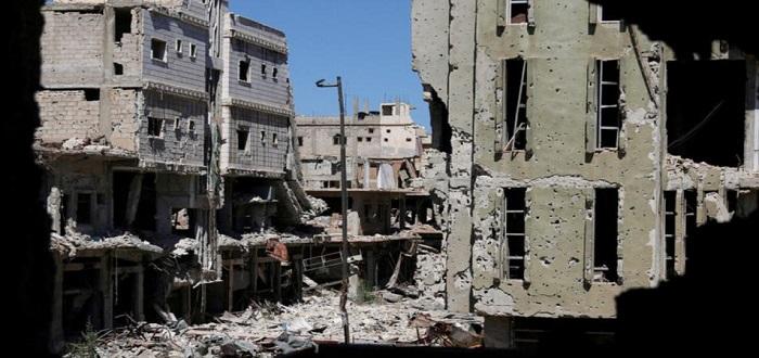 تفجير يضرب مبنى تابعا لميليشيا المخابرات الجوية بريف درعا