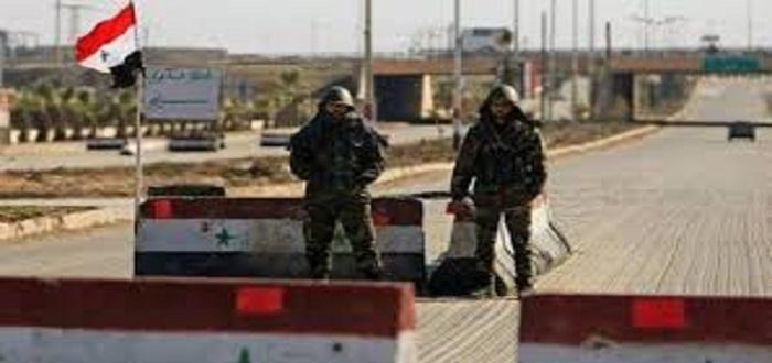 سقوط قتلى وجرحى لقوات الأسد بهجوم شنه مجهولون بريف درعا الشرقي