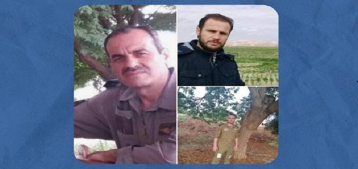 تعرف إلى قتلى طاقم طائرة قوات الأسد شرق إدلب (بينهم عميد ورائد)